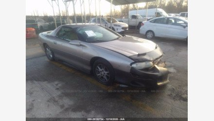 2001 Chevrolet Camaro Coupe for sale 101437264