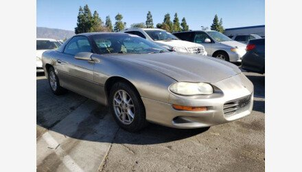 2001 Chevrolet Camaro Coupe for sale 101441274
