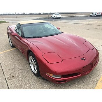 2001 Chevrolet Corvette Convertible for sale 101057462
