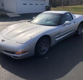 2001 Chevrolet Corvette Z06 Coupe for sale 101333370