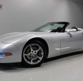 2001 Chevrolet Corvette Convertible for sale 101008693
