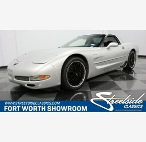 2001 Chevrolet Corvette for sale 101046327