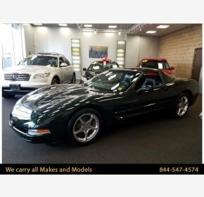 2001 Chevrolet Corvette Coupe for sale 101050179