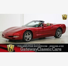 2001 Chevrolet Corvette Convertible for sale 101066836