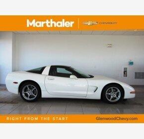 2001 Chevrolet Corvette Coupe for sale 101125338