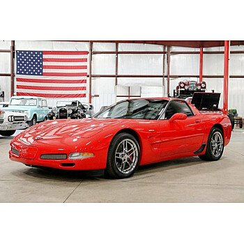 2001 Chevrolet Corvette Z06 Coupe for sale 101132771