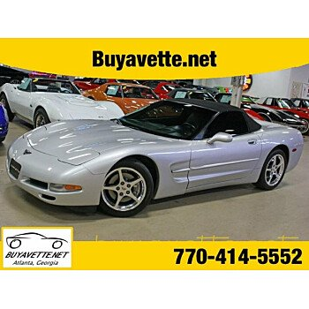 2001 Chevrolet Corvette for sale 101150640