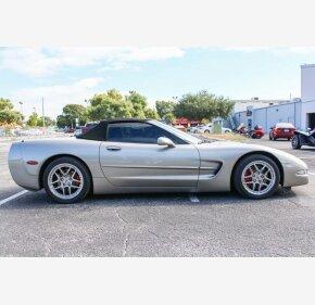 2001 Chevrolet Corvette Convertible for sale 101208219