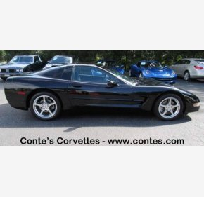 2001 Chevrolet Corvette Coupe for sale 101212855