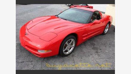 2001 Chevrolet Corvette Coupe for sale 101266940