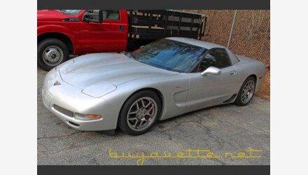 2001 Chevrolet Corvette Z06 Coupe for sale 101270288