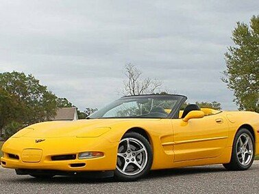 2001 Chevrolet Corvette Convertible for sale 101299817