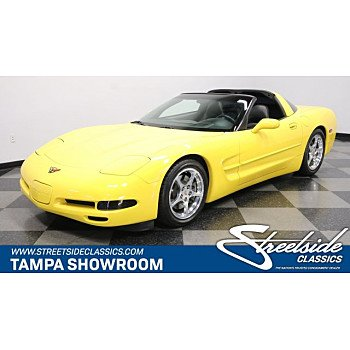 2001 Chevrolet Corvette for sale 101335921