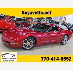 2001 Chevrolet Corvette for sale 101357062