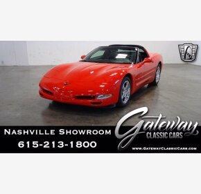 2001 Chevrolet Corvette Coupe for sale 101359525