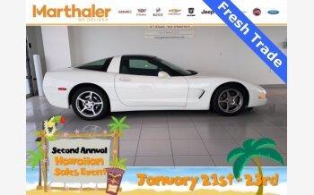 2001 Chevrolet Corvette for sale 101406559