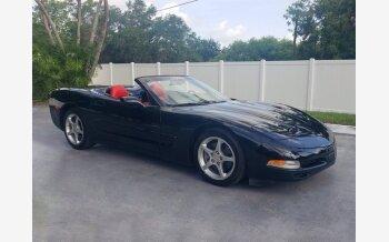 2001 Chevrolet Corvette for sale 101490738