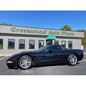 2001 Chevrolet Corvette Convertible for sale 101613340
