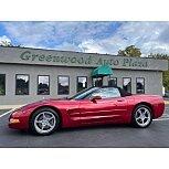 2001 Chevrolet Corvette Convertible for sale 101615039