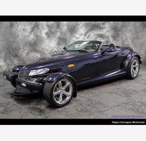 2001 Chrysler Prowler for sale 101083912