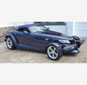 2001 Chrysler Prowler for sale 101403792