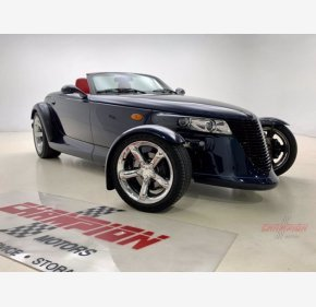 2001 Chrysler Prowler for sale 101413587