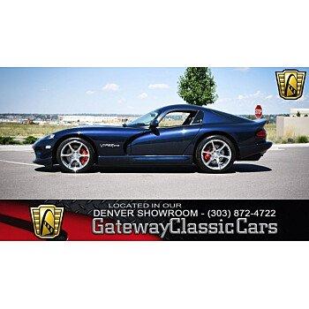 2001 Dodge Viper GTS Coupe for sale 101006338