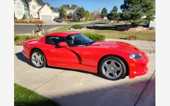 2001 Dodge Viper RT/10 Roadster for sale 101391234