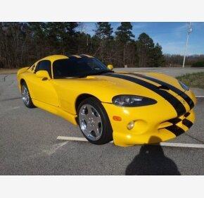 2001 Dodge Viper GTS for sale 101128494