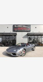 2001 Ferrari 360 Spider for sale 101090717