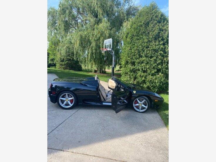 2001 Ferrari 360 Spider for sale 101534080
