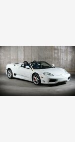 2001 Ferrari 360 for sale 101116551
