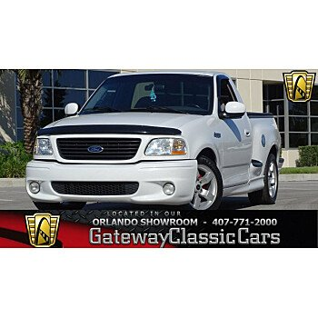 2001 Ford F150 2WD Regular Cab Lightning for sale 101051921