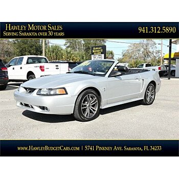 2001 Ford Mustang Cobra Convertible for sale 101094778