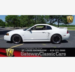 2001 Ford Mustang Cobra Coupe for sale 101008171