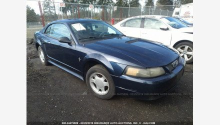 2001 Ford Mustang Coupe for sale 101102006