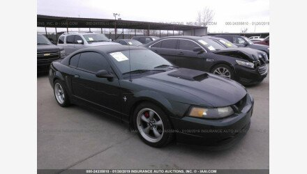 2001 Ford Mustang GT Coupe for sale 101106715