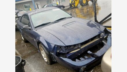 2001 Ford Mustang Coupe for sale 101109756