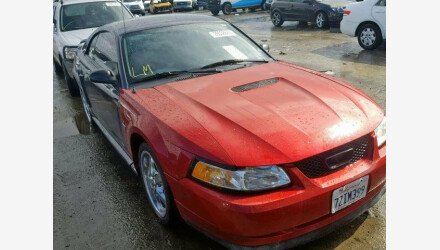 2001 Ford Mustang Coupe for sale 101112595