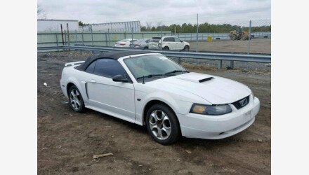 2001 Ford Mustang GT Convertible for sale 101113258