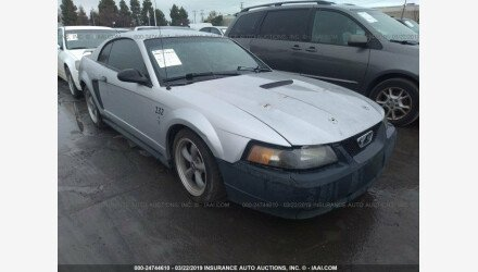 2001 Ford Mustang Coupe for sale 101127035