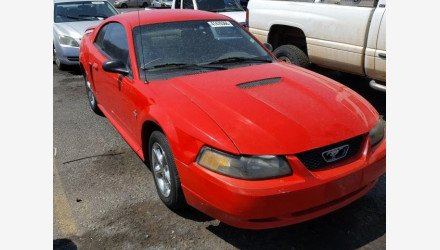 2001 Ford Mustang Coupe for sale 101127637