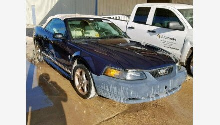 2001 Ford Mustang Convertible for sale 101128172