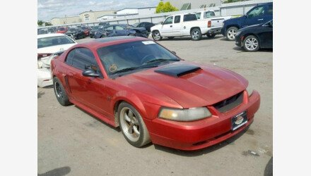 2001 Ford Mustang GT Coupe for sale 101128585