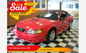 2001 Ford Mustang Convertible for sale 101189704