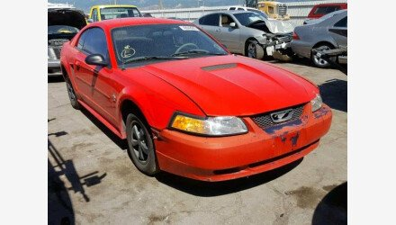 2001 Ford Mustang Coupe for sale 101206717