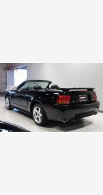 2001 Ford Mustang Cobra Convertible for sale 101219121