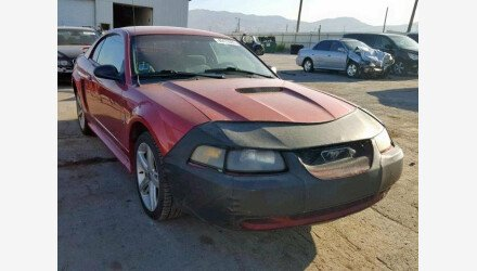 2001 Ford Mustang Coupe for sale 101219625