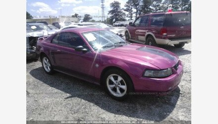 2001 Ford Mustang Coupe for sale 101220802