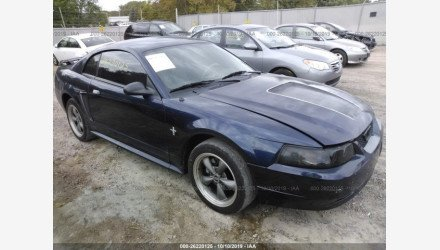 2001 Ford Mustang Coupe for sale 101223270